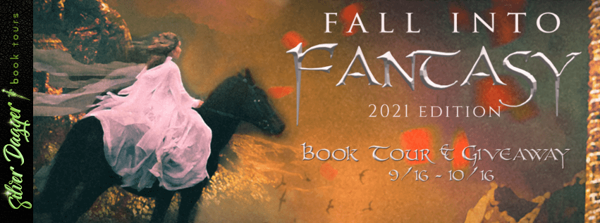Fall Into Fantasy 2021 Book Tour banner
